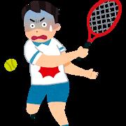 テニス肘はなぜなかなか治らないのか?